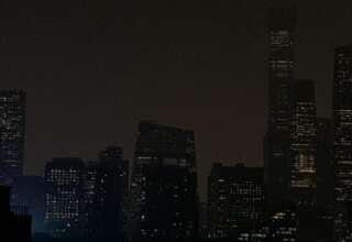 noche en pekin 320x220 - Un misterioso fenómeno convierte el día en noche en Pekín