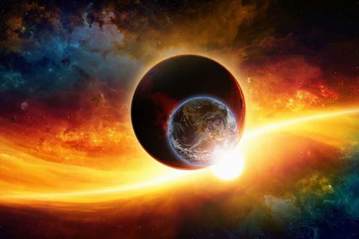 """anillo fuego apocalipsis - Expertos dicen que el eclipse de """"anillo de fuego"""" del 21 de junio es una señal del inminente apocalipsis"""