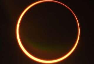 "eclipse anillo de fuego 320x220 - Expertos dicen que el eclipse de ""anillo de fuego"" del 21 de junio es una señal del inminente apocalipsis"