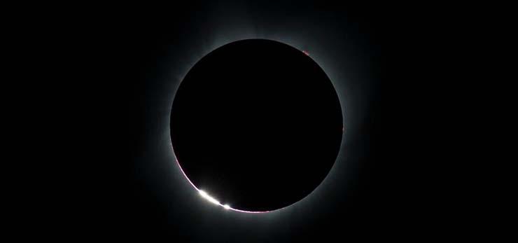 """eclipse anillo fuego apocalipsis - Expertos dicen que el eclipse de """"anillo de fuego"""" del 21 de junio es una señal del inminente apocalipsis"""