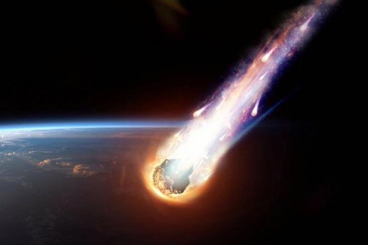 nasa asteroide peligroso - La NASA advierte que un enorme asteroide potencialmente peligroso se está acercando a la Tierra