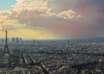 nube radioactiva europa 104x74 - Detectan una nube radioactiva en Europa días después de la aparición de un 'hongo nuclear' cerca de Chernóbil