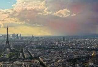 nube radioactiva europa 320x220 - Detectan una nube radioactiva en Europa días después de la aparición de un 'hongo nuclear' cerca de Chernóbil