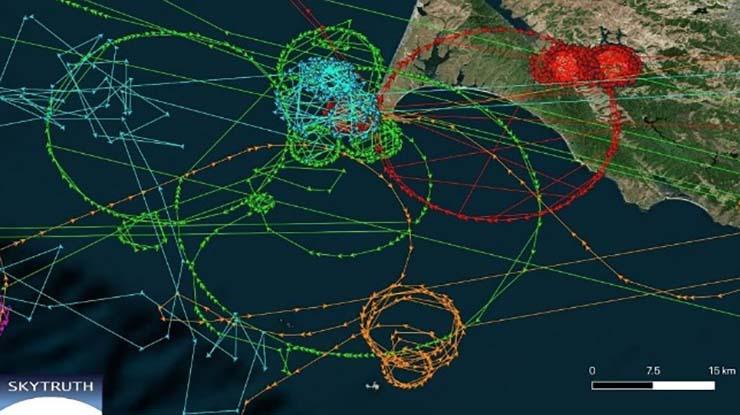 nuevo triangulo de bermudas - Descubren un nuevo 'Triángulo de las Bermudas' donde los barcos navegan en círculos