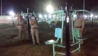 policia india maquina gimnasio 384x220 - La policía india investiga una máquina de gimnasio embrujada que se mueve por sí sola