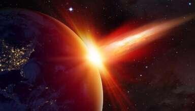 alerta nasa asteroide 384x220 - Alerta de la NASA: Un asteroide 'potencialmente peligroso' podría impactar contra la Tierra en semanas