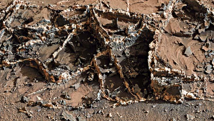 antiguas ruinas edificio marte - Descubren antiguas ruinas de un edificio en Marte