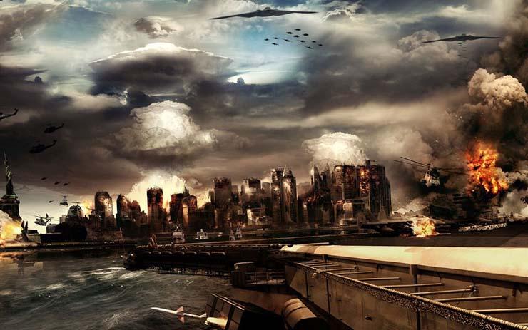 caos global y la tercera guerra mundial - Caos global y la Tercera Guerra Mundial: expertos advierten que nos enfrentamos a la era más turbulenta de toda la historia
