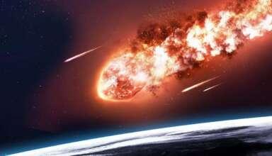 catastrofe cosmica asteroide 384x220 - ¿Inminente catástrofe cósmica? Un monstruoso asteroide podría impactar contra la Tierra el 24 de julio
