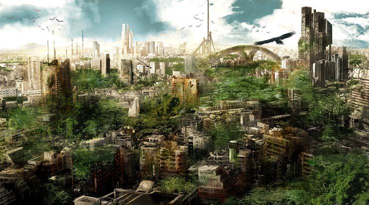 colapso civilizacion - Físicos predicen el colapso irreversible de nuestra civilización dentro de muy poco