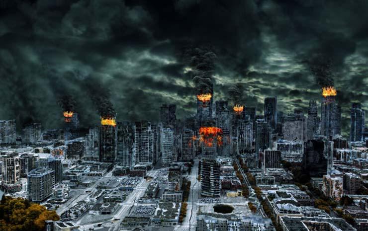 inminente catastrofe cosmica - ¿Inminente catástrofe cósmica? Un monstruoso asteroide podría impactar contra la Tierra el 24 de julio