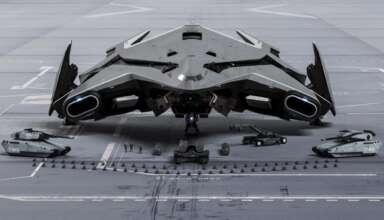 pentagono naves extraterrestres 384x220 - El New York Times dice que el Pentágono tiene naves extraterrestres en su poder