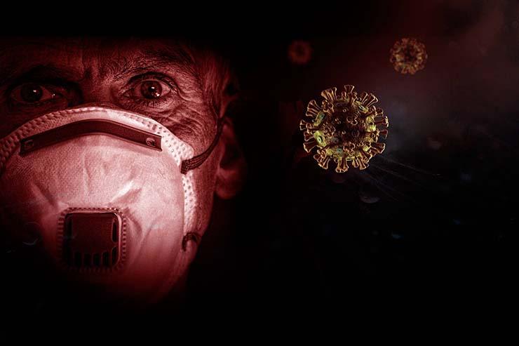 coronavirus invasion extraterrestre invisible - Prestigioso profesor universitario asegura que el coronavirus es una invasión extraterrestre invisible