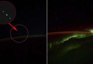 cosmonauta ruso flota ovnis 320x220 - Cosmonauta ruso informa de la presencia de una flota de ovnis en la órbita terrestre