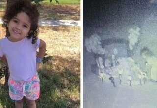 fantasma nina 320x220 - Una cámara de seguridad capta el fantasma de una niña de dos años que fue asesinada visitando su tumba
