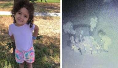 fantasma nina 384x220 - Una cámara de seguridad capta el fantasma de una niña de dos años que fue asesinada visitando su tumba