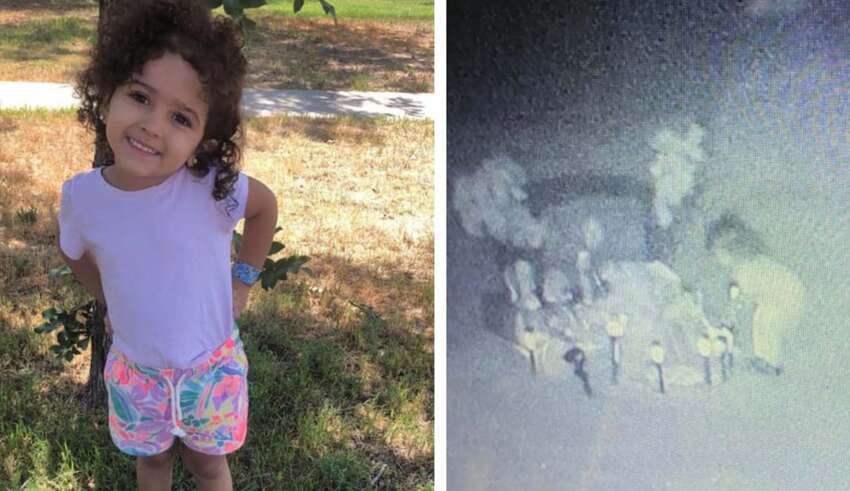 fantasma nina 850x491 - Una cámara de seguridad capta el fantasma de una niña de dos años que fue asesinada visitando su tumba