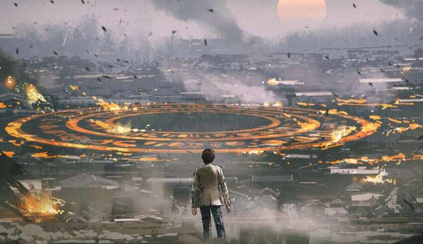 fecha oculta apocalipsis 850x491 - Investigadores descifran la 'fecha oculta' del Apocalipsis en la Biblia: el mundo se acabará en 2021