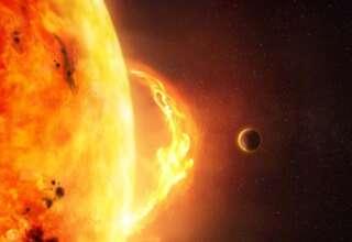 peligrosa tormenta solar 320x220 - La NOAA advierte de la llegada de una peligrosa tormenta solar este jueves