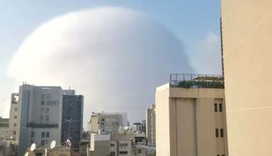 profecias biblicas beirut 384x220 - Expertos advierten que se han cumplido todas las profecías bíblicas con la devastadora explosión en Beirut