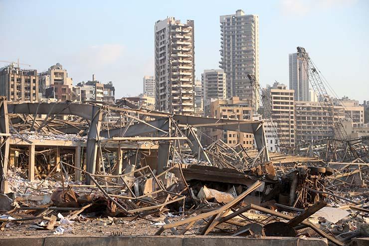 profecias biblicas explosion en beirut - Expertos advierten que se han cumplido todas las profecías bíblicas con la devastadora explosión en Beirut