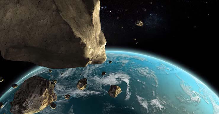 vida es de origen extraterrestre - Científicos japoneses demuestran que la vida en la Tierra es de origen extraterrestre