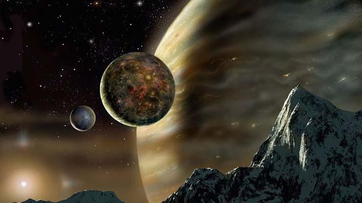 vida es origen extraterrestre - Científicos japoneses demuestran que la vida en la Tierra es de origen extraterrestre