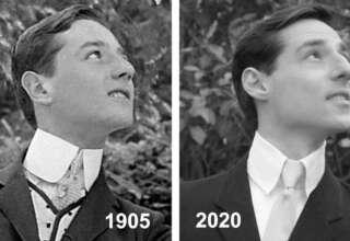 vida pasada doppelganger 320x220 - Un hombre descubre quién fue en una vida pasada después de encontrar a su doppelgänger en una foto de 1905