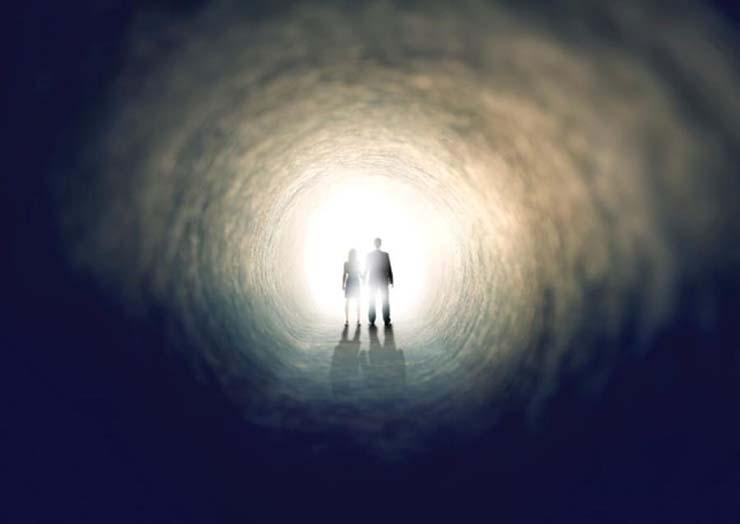 almas atrapadas cruzar al otro lado - Cómo ayudar a las almas atrapadas a cruzar al otro lado