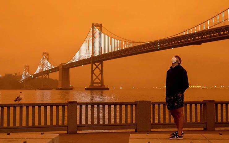 incendios forestales california - ¿Son los incendios forestales de California una señal de los últimos días?