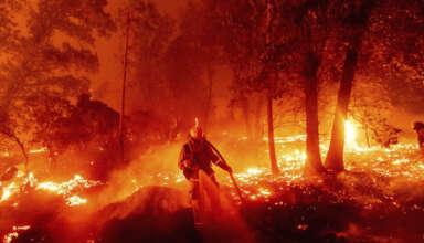 incendios forestales de california 384x220 - ¿Son los incendios forestales de California una señal de los últimos días?