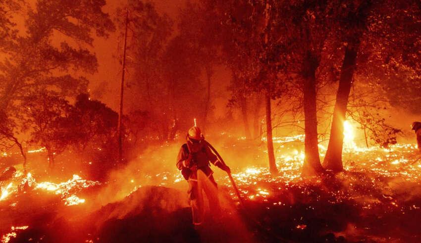 incendios forestales de california 850x491 - ¿Son los incendios forestales de California una señal de los últimos días?