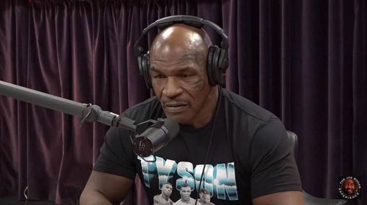 mike tyson descendientes extraterrestres - Mike Tyson asegura que los seres humanos son descendientes de extraterrestres