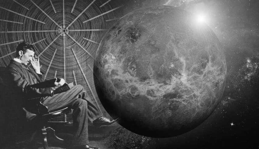 nikola tesla extraterrestre 850x491 - Un nuevo documento desclasificado del FBI afirma que Nikola Tesla era un extraterrestre de Venus