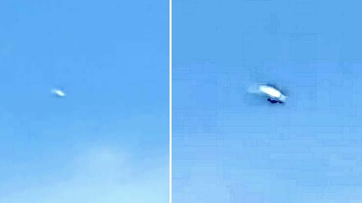 ovni avion filadelfia - La pasajera de un avión graba un OVNI a gran velocidad sobre Filadelfia y nadie es capaz de encontrar unaexplicación