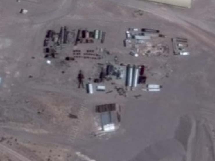 robot extraterrestre area 51 - Descubren un robot extraterrestre de 16 metros de altura en el Área 51