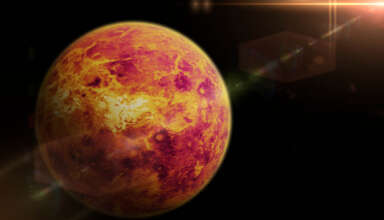 vida extraterrestre en venus 384x220 - Científicos descubren vida extraterrestre en Venus