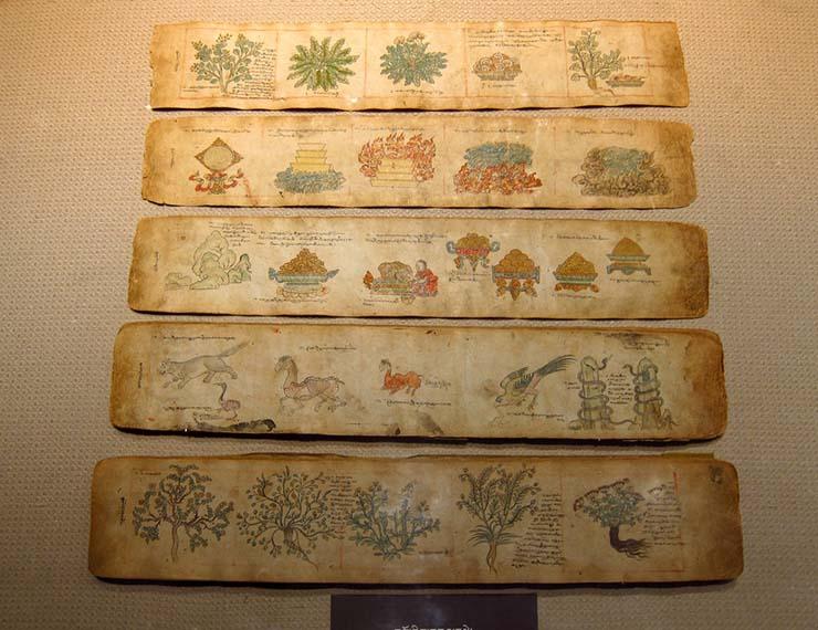 antiguos textos tibetanos coronavirus - Antiguos textos tibetanos predijeron la pandemia de coronavirus hace 2.500 años