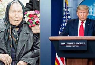 baba vanga donald trump 320x220 - Profecía cumplida: Baba Vanga predijo el contagio de Donald Trump y su 'muerte'