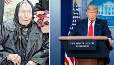 baba vanga donald trump 384x220 - Profecía cumplida: Baba Vanga predijo el contagio de Donald Trump y su 'muerte'