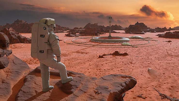 hay vida extraterrestre en marte - Cosmonauta ruso asegura que hay vida extraterrestre en Marte