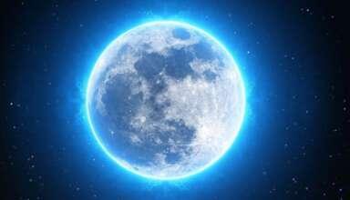luna azul halloween 384x220 - La 'luna azul' de Halloween, el raro evento astronómico que señala el fin de los tiempos