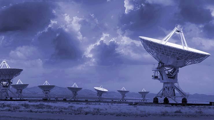 misteriosa senal procedente nuestra galaxia - Varios radiotelescopios reciben una misteriosa señal procedente de nuestra galaxia