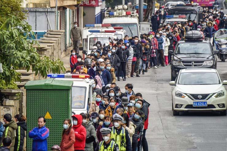 nuevo coronavirus china - Epidemiólogos advierten que un nuevo y más mortal coronavirus se está propagando en China