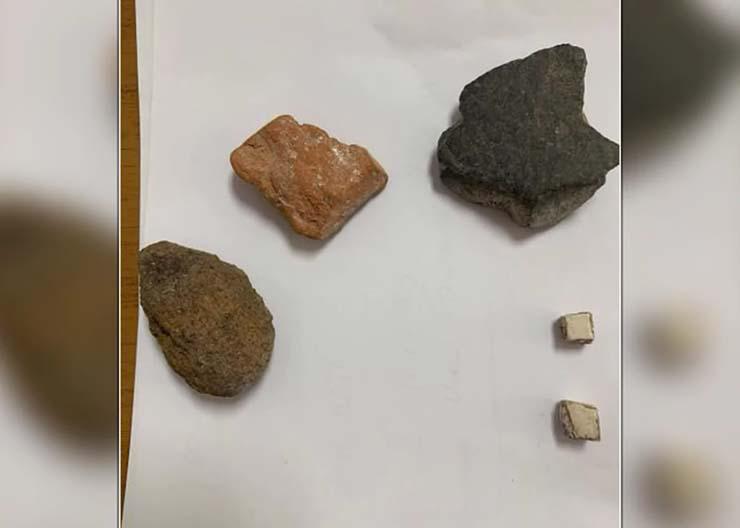 objetos malditos pompeya - Turista devuelve objetos 'malditos' que robó en Pompeya después de 15 años de mala suerte