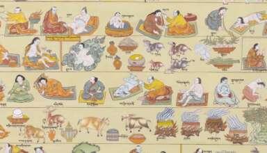 textos tibetanos coronavirus 384x220 - Antiguos textos tibetanos predijeron la pandemia de coronavirus hace 2.500 años