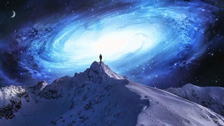 cerebro humano esta conectado universo - Científicos demuestran que el cerebro humano está conectado al Universo