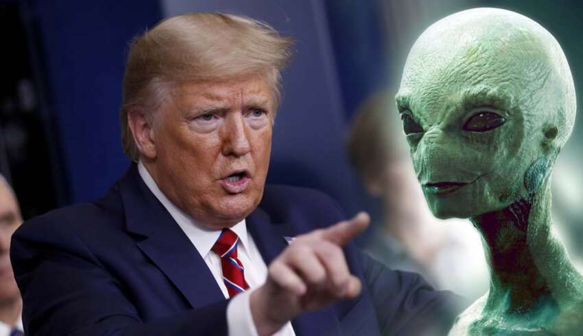 donald trump amenaza secretos ovnis 850x491 - Donald Trump amenaza con desclasificar los archivos secretos sobre ovnis y extraterrestres