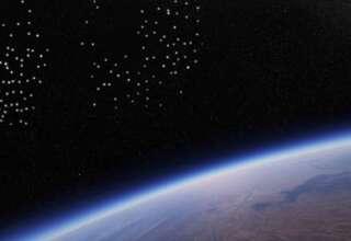 flota cientos ovnis 320x220 - La Estación Espacial Internacional vuelve a grabar una flota de cientos de ovnis acercándose a la Tierra