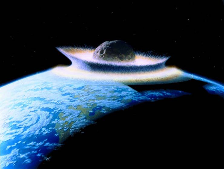 gigantesco asteroide acercando tierra - La NASA advierte que un gigantesco asteroide se está acercando peligrosamente a la Tierra